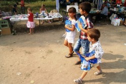 использование детей в политических играх