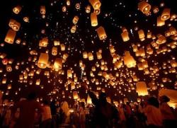 Небесные фонарики - Юморина