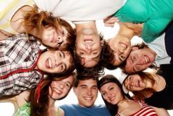 свободное время с друзьями