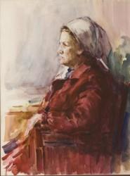 Бесєдін Жіночій портрет