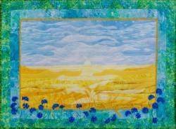 Виставка клаптикового шиття Ніни Янчуковської
