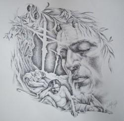 Виставка графіки Михайла Заворотнього «Чорно-білі сни»