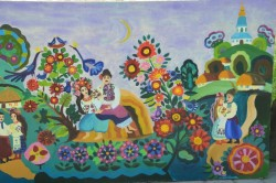 виставка Тетяни Кобзар