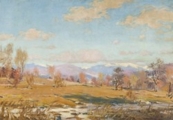 Золтан Шолтес - Рання Весна В Карпатах