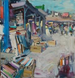 Виставка Руслана Іващенка «Кольорові враження»