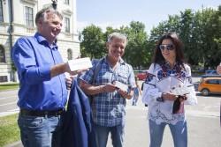 Руслана презентує фільм «Енергія для змін» у Львові