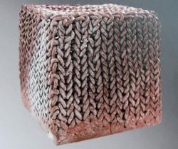 О.П. Міловзоров B'язаний куб глина