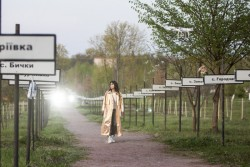 Арт-перформанс Руслани «Чорнобиль RE:start»
