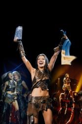 15 років тому співачка Руслана з піснею «Wild Dances» посіла перше місце у співочому конкурсі Євробачення 2004