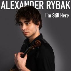 Олександр Рибак презентує новий кліп «I'm Still Here»