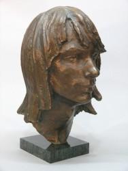 С. Корунська портрет сына