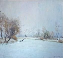 С. Молодчіков Зима 1979