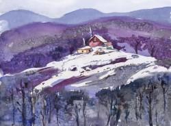Виставка «Watercolor. Інтелектуальне мистецтво»