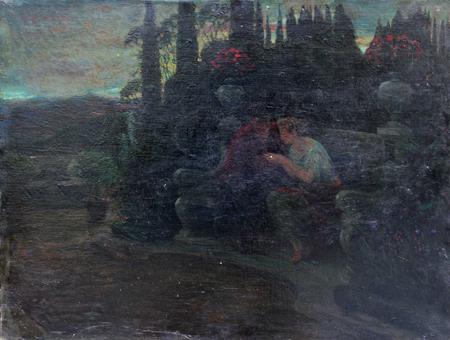 І. К. Дряпаченко. Святлячки. 1913