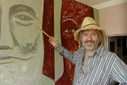 Скульптор Петр Антип