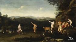 картина Аркадийский пейзаж