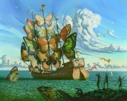Бабочки Владимира Куша