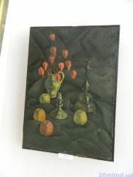 Картины из дворца графа Бадени