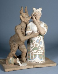 Коллекция декоративных скульптур Леонида Сморжа