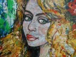 Цветные фантазии от Людмилы Христинич-Папаянидис