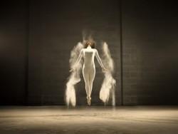 Порошкообразный молочный ангел