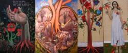 апрельский вернисаж украинских художников