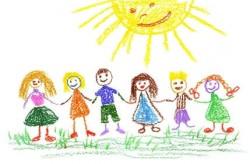 Как научить детей рисовать?