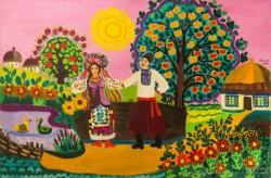 выставка Татьяны Кобзар «Золотая пора»