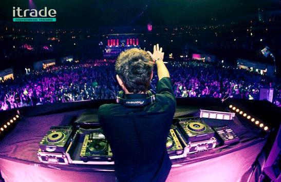 Наушники DJ