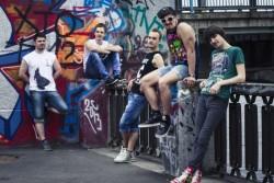 рок группа Ласковые Усы