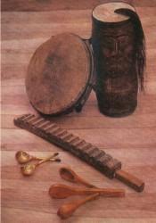 Музыкальные инструменты украинского народа