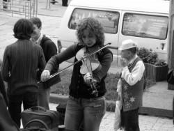 музыкант Наталия Возняк