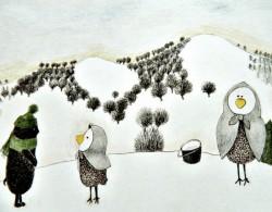 Хто зробить сніг Прохасько