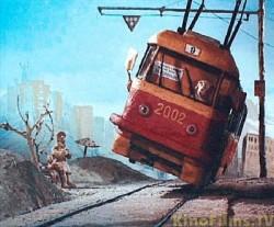 Шел трамвай девятый номер