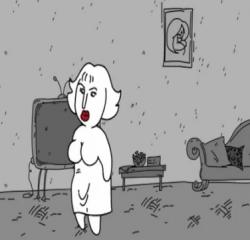 Ватница-мутантка мультфильм Ирены Карпы