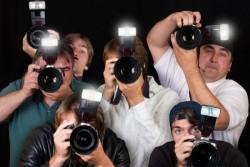 фотограф фотокамеры