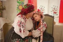 традиционная одежда Полесья конца ХІХ начало ХХ века
