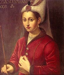 Роксолана - Анастасия Гавриловна Лисовская
