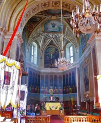 Шаргород архитектура