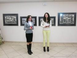 Марина Ващенко графичные картины