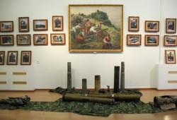 Защитники Украины под Сенью Божьей Матери