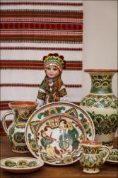 Косовская рисованная керамика