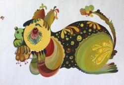 работы семьи Куцих «Красочный май»