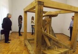 выставка Николая Малышко «До Дерева»