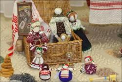 выставка народной куклы