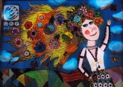 Выставка детских картин «Палитра фантазий»
