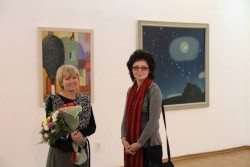 выставка Наталии Симы и Владимира Павлишына
