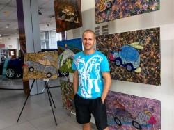 Выставка люксового авто Славы Займака «Cars»