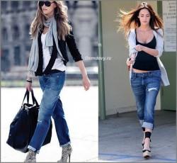 звезды в джинсах