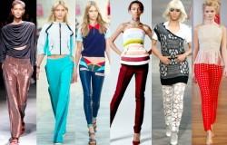 весна мода 2014